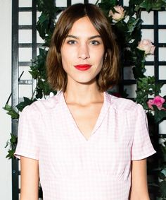 Best Red Lipstick Celebrity Makeup Inspiration | We're loving this beauty look right now —