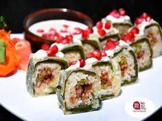 EL MEJOR RESTAURANTE JAPONÉS EN MÉXICO. Si usted es amante del sushi, en Restaurante Kazuma tenemos algo ideal para usted. Le invitamos a disfrutar de nuestra exquisita Barra de Sushi, de lunes a viernes a partir de las 13:00 y hasta las 18:00 horas. Obviamente en el mejor restaurante de comida japonesa en México Kazuma. Le invitamos a reservar con nosotros al teléfono 5280-1622. #lamejorcomidajaponesa