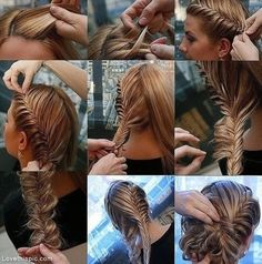 Surprising How To Braid Do It Yourself And Diy Photo On Pinterest Hairstyle Inspiration Daily Dogsangcom