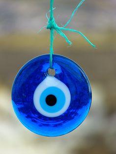 Blue eye of Horus.