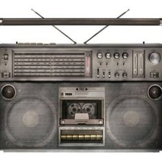 Unknown Boombox