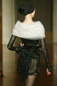 Christian Lacroix - Fall 2009 Couture