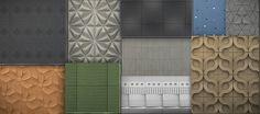 Home | KAZA Concrete   Beautiful Concrete tiles.