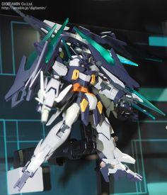 Le uscite annunciate dalla Bandai per la serie Gundam Build Divers.
