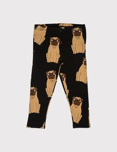 Mini Rodini - Pug Leggings