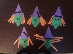 Kids version of the witch