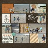 A Project by mrsski07 from our Scrapbooking Gallery originally submitted 10/26/12 at 06:01 AM