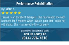 The best place to go if you need therapy. The staff and medical professionals are so. Sports Therapy, Specific Goals, Home Inspection, Physical Therapy, Knowledge, Sayings, Star, Customer Service, Motors