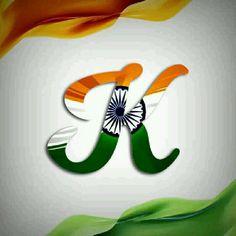 Indian Flag Wallpaper, K Wallpaper, Black Background Images, Black Backgrounds, Animated Emoticons, Alphabet Photos, Beautiful Dragon, Black And White Flowers, Designer Blouse Patterns