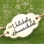 The Unlikely Homeschool -- great tips on planning, organizing, teaching with a baby or toddler, using an eclectic approach
