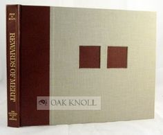 N.P. The Ephemera Society of America, 1994 . oblong 8vo. quarter leather. 224 pages. Order Nr. 73856