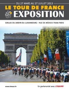 Tour de France exhibit