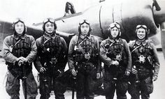 Kamikaze Pilots. Forced by social and government pressure to commit suicide in the prime of their lives. For a lost cause.