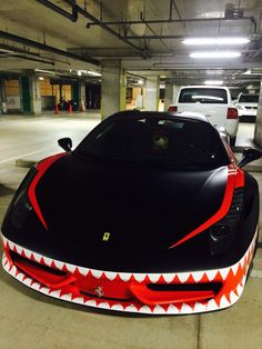 458 mouth