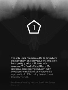 Able Black is a story experience that uses text, images and sound to guide you through a series of puzzles. Available on iOS March 10th.