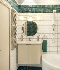 Идея для ванной - Дизайн интерьеров | Идеи вашего дома | Lodgers