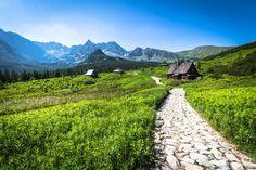 Tatra Mountains Carpathian Mountains Poland