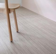 Sustainable Marmoleum Floor - retail - rocky ice