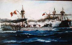 War Of The Pacific, Military Diorama, Armada, Napoleonic Wars, Military History, Bolivia, Chile, Comics, Painting