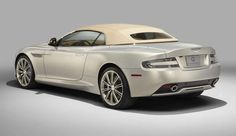 Q by Aston Martin Delivers DB9 with Equestrian Theme