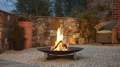 Romantic summer nights with fantastic fireplaces © artepuro by Weber Metallgestaltung GmbH