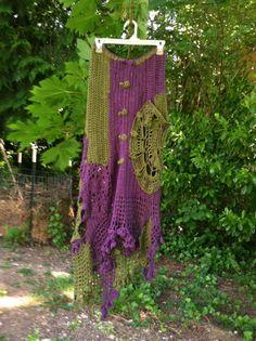 Versatile Silk Skirt