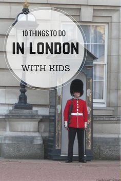 Things to do in London with kids - fun stuff, educational and everything in between. The best London attractions for families with the top things to do in London with kids. Where to go, what to see, fun activities for the whole family and more. Travel With Kids, Family Travel, London With Kids, Days Out With Kids, Destination Voyage, Things To Do In London, European Vacation, England And Scotland, London England