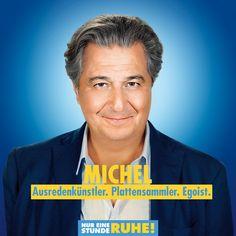 Christian Clavier ist Michel. #NurEineStundeRuhe läuft jetzt im Kino. Monsieur Claude, Comedy, Florian, Star Wars, Cinema, Hollywood, French, Classic, Movie