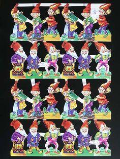Lámina de cromos troquelados ingleses de palmar palma palmitas picar. Puedes adquirirla en www.zpaper.es English sheet of scraps, you can buy it in www.zpaper.es Scraps Scrapbooking Glanzbilder Oblaten Die Cut Chromos Decoupis Poezieplaatjes Decoupage Papel Paper Coleccion Collection