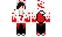 minecraft skin jef-the-killer-with-tail
