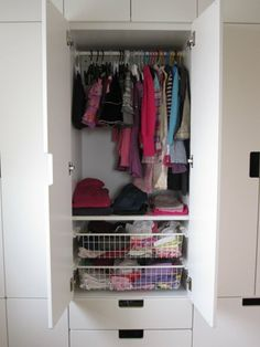 Our IKEA Stuva storage at my child's room