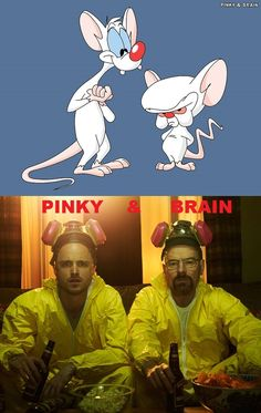 Inspiration for breaking Bad
