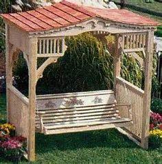 lawn swing - Bing Images
