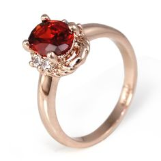 Bee's Knees Gems delicate Rose Gold and Ruby Ring Facebook Giveaway, Teacher Fashion, Bees Knees, Ruby Red, Beautiful Rings, Giveaways, Birthstones, Objects, Diamonds