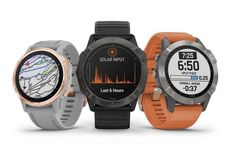 Garmin have offcially announced their new smartwatch series - the Fenix series. This series is the first of Garmin's watches to have solar charging. Smartwatch, Fitbit Charge, Sport Watches, Watches For Men, Gps Watches, Analog Watches, Wi Fi, Apple Watch, Garmin Fenix 3