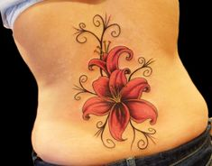 tattoos for women letters - Google Search