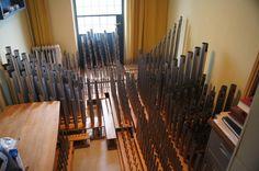 Reinigung und Überarbeitung der E.F. Walcker Orgel von 1938 in Notodden › Karl Schuke