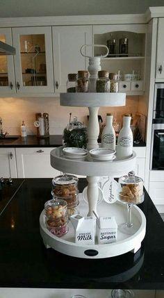 Kitchen accessories.