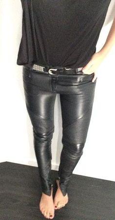 Rock 'n' Roll Style ✯ winston wolfe pants
