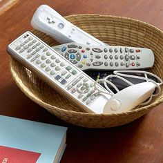 """Remote Controls  Hands in all states of cleanliness handle it often. Yet it's rarely wiped clean, even after a sick day spent channel-flipping. """"The TV remote is one of the germiest surfaces in your home,"""" says Harmon of Healthy Clean.  Clean it: Use a disinfectant wipe to clean remotes often. To get in between the buttons, try a cotton swab dipped in rubbing alcohol."""