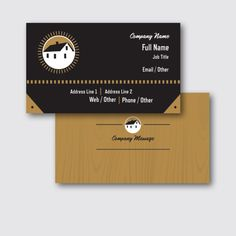 Affordable Standard Business Cards Custom Page 179