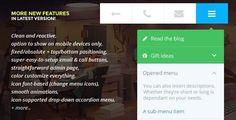 CodeCanyon - Touchy: A WordPress mobile menu plugin Free Download