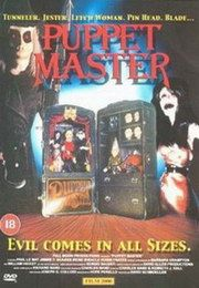 Puppet Master - 80's Horror Movies