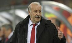 World Cup 2010: Vicente Del Bosque says Spain can make history