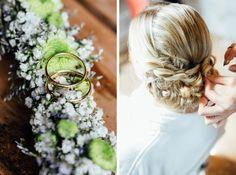 Kathi & Flo | HOCHZEIT in Nussdorf am Attersee - Carolin Anne Fotografie - Wedding Photographer from Linz, Austria - Bridal hairdo - wedding bands - wedding Attersee Austria