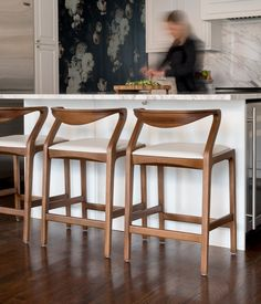 Buy our Carved Solid Wood Stool online. You love great design and we create beautiful products to inspire your vision.