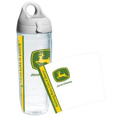 I need this for my saddle bag just saying lol 24 ounce Stripe and Logo Water Bottle
