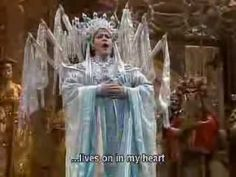 "Puccini's ""Turandot"" at the Met Opera - New York (1988)."