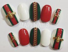 デザインは∞ #infinity #セルフネイル #グッチネイル #ネイルデザイン #ネイル #ジェルネイル #nailstagram #nail #nails #naildesigns #guccinails #inspire ##