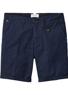 Free UK Delivery available on all purchases at Dapper Street. Nautical Shorts, Scotch Soda, Out Of Style, Patterned Shorts, Dapper, Going Out, Bermuda Shorts, Printed Shorts, Shorts